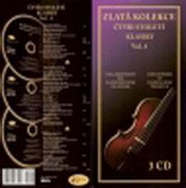 Zlatá kolekce - Čtyři století klasiky Vol. 4 (3 CD)