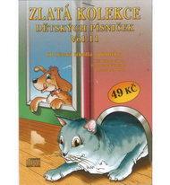 Zlatá kolekce Dětských písniček Vol. 11 - CD