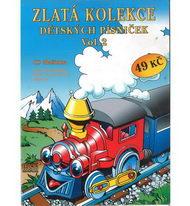Zlatá kolekce Dětských písniček Vol. 2 - CD