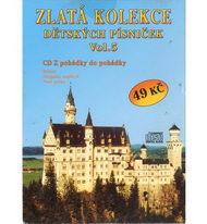 Zlatá kolekce Dětských písniček Vol. 5 - CD