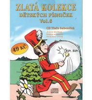 Zlatá kolekce Dětských písniček Vol. 6 - CD
