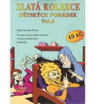 Zlatá kolekce Dětských pohádek Vol. 4 - CD