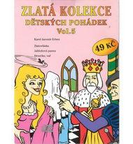 Zlatá kolekce Dětských pohádek Vol. 5 - CD