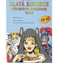 Zlatá kolekce Dětských pohádek Vol. 8 - CD