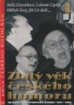 Zlatý věk českého humoru 1 - DVD