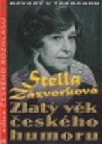 Zlatý věk českého humoru - Stella Zázvorková - DVD