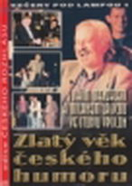 Zlatý věk českého humoru - Večery pod lampou 1 - DVD
