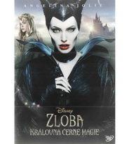 Zloba: Královna černé magie - DVD plast