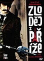 Zloděj z Paříže - DVD