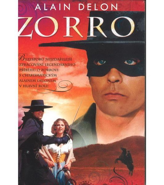 Zorro - Alain Delon - DVD