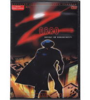 Zorro - Návrat do budoucnosti ( plast ) DVD