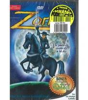 Zorro - animovaný ( plast ) DVD