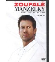Zoufalé manželky 1. série disk 11 - DVD