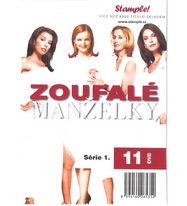Zoufalé manželky 1. série - kolekce 11 DVD - akční cena