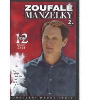 Zoufalé manželky 2. série disk 12 - DVD