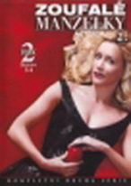 Zoufalé manželky 2 série disk 2 - DVD