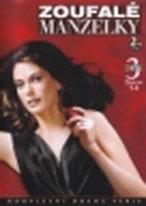 Zoufalé manželky 2.série disk 3 - DVD
