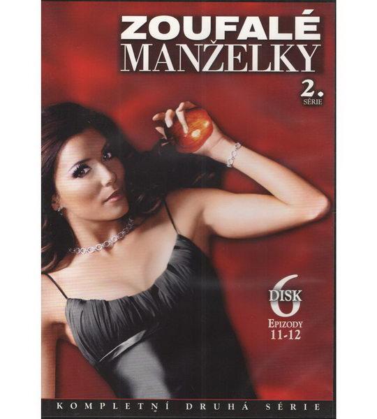 Zoufalé manželky II. série, DVD 6
