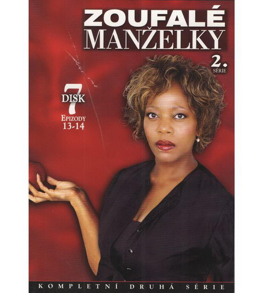 Zoufalé manželky II. série, DVD 7