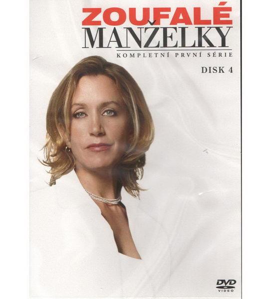 Zoufalé manželky I.série, DVD 4