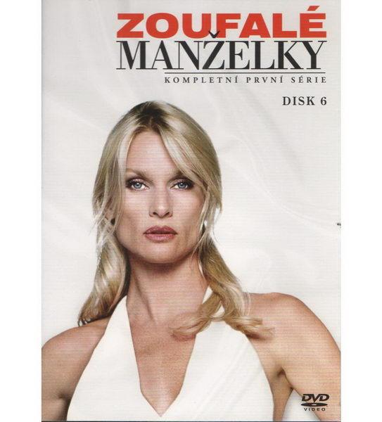 Zoufalé manželky I.série, DVD 6