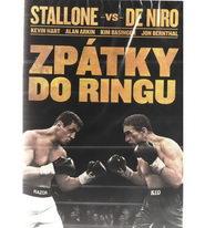 Zpátky do ringu - DVD