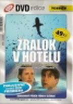 Žralok v hotelu - DVD