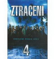 Ztraceni - kompletní 4. série - DVD