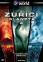 Zuřící planeta 4 - DVD