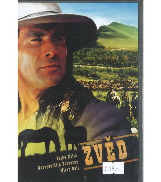Zvěd - DVD