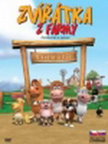 Zvířátka z farmy 1. VAPET - DVD pošetka