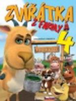 Zvířátka z farmy 4. VAPET - DVD