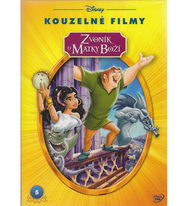 Zvoník u Matky Boží - Disney - DVD