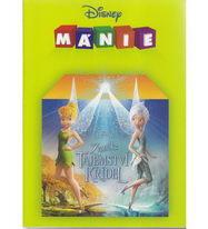 Zvonilka: Tajemství křídel - Disney mánie - DVD