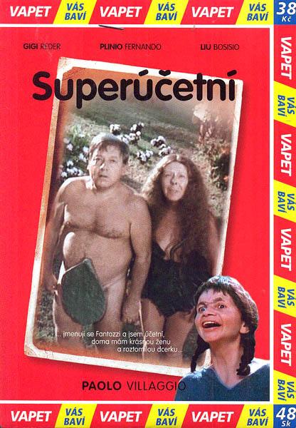 Superúčetní - DVD