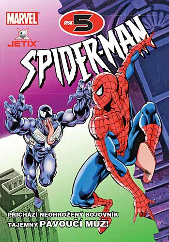 Spider-man 5 - DVD