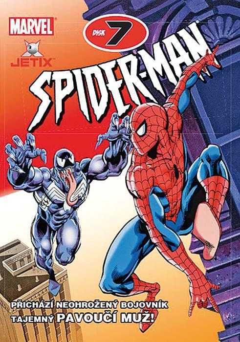 Spider-man 7 - DVD