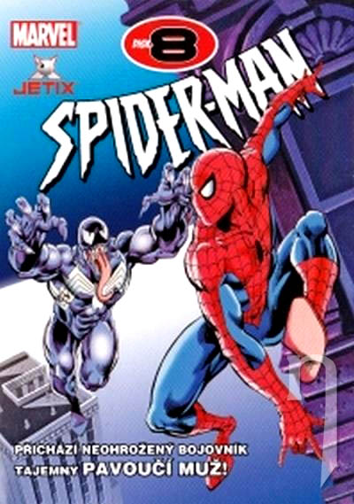 Spider-man 8 - DVD