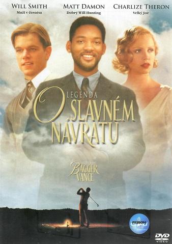 Legenda o slavném návratu ( Plast ) - DVD