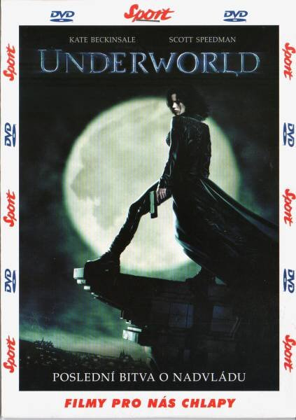 Underworld - DVD pošetka
