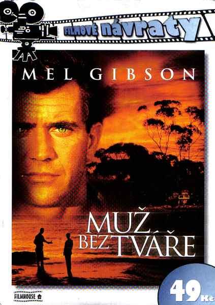 Muž bez tváře ( pošetka ) DVD