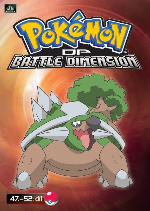 Pokémon : DP battle dimension 47. - 52. díl - DVD