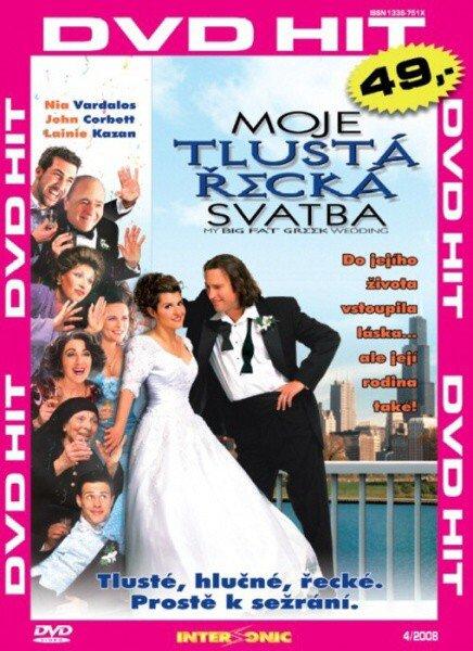 Moje tlustá řecká svatba ( pošetka ) - DVD
