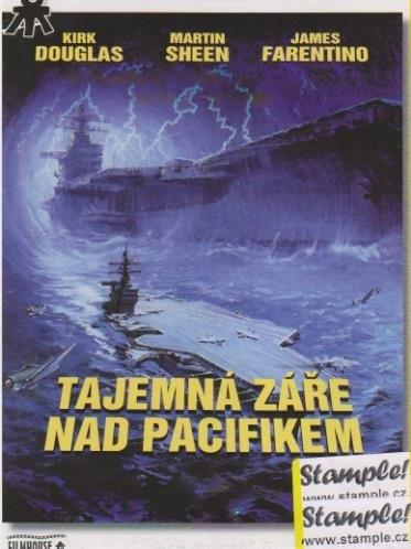 Tajemná záře nad Pacifikem ( pošetka ) DVD