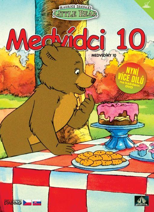 Medvídci 10 - DVD