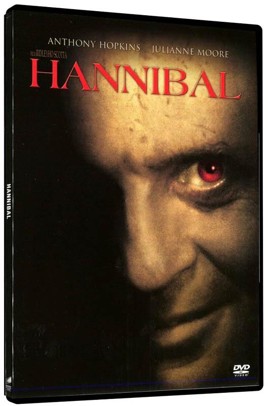Hannibal - DVD digipack