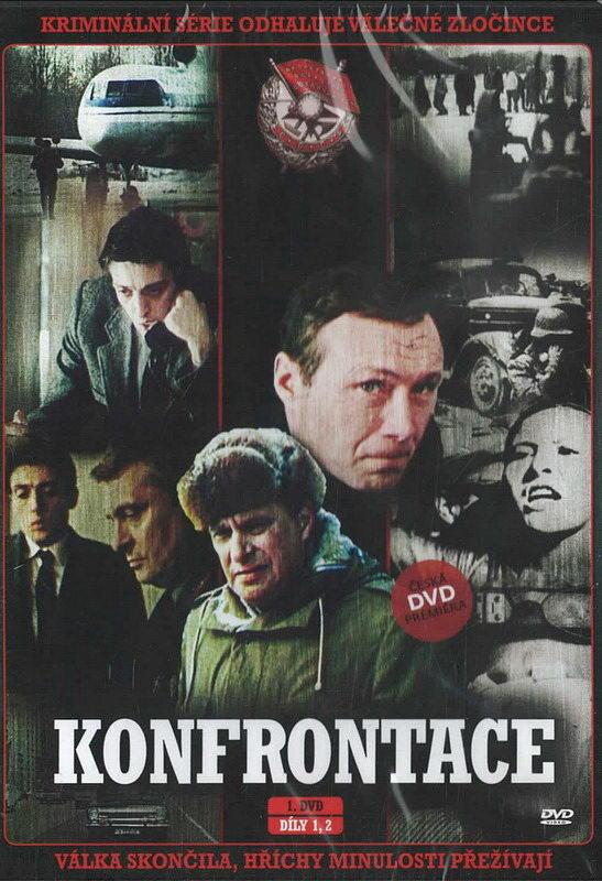 Konfrontace 1. DVD