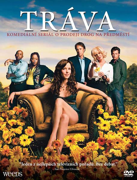 Tráva - 1. série - DVD