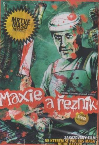 Maxie a řezník - DVD