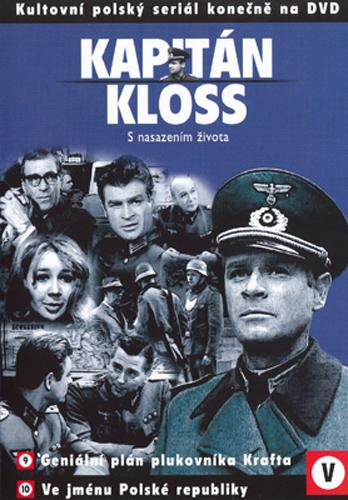 Kapitán Kloss 5 - DVD